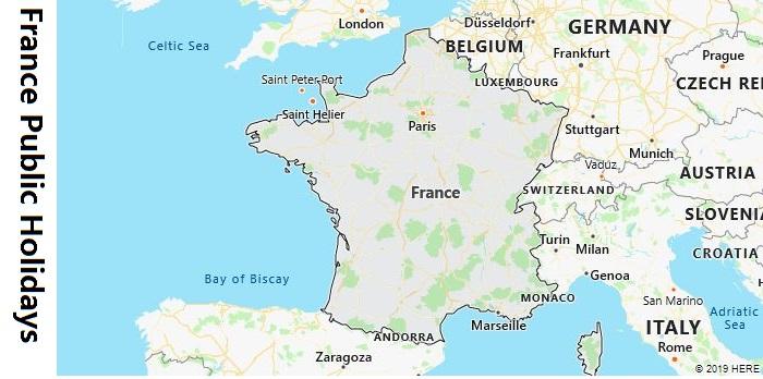 France Public Holidays