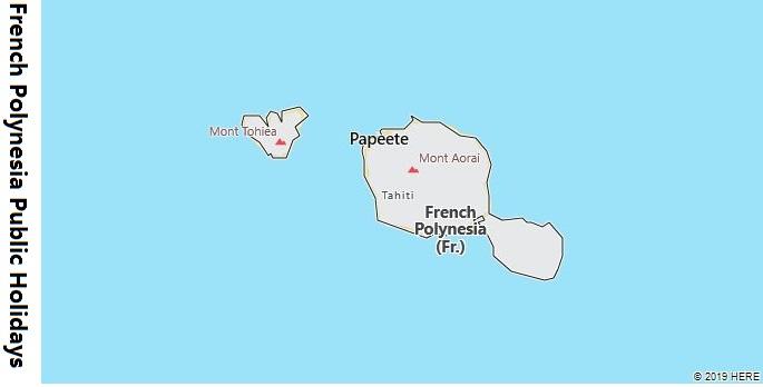 French Polynesia Public Holidays