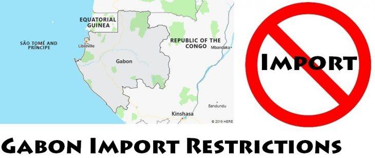 Gabon Import Regulations
