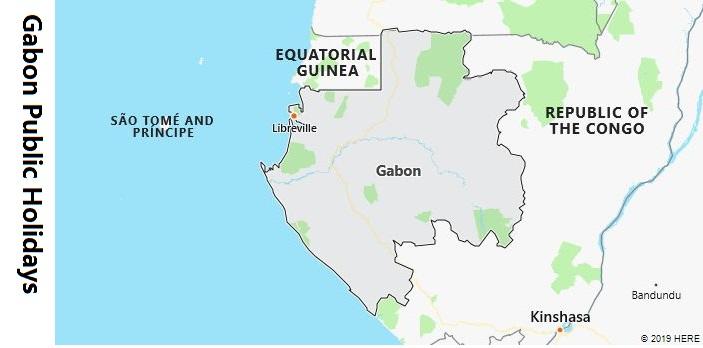 Gabon Public Holidays