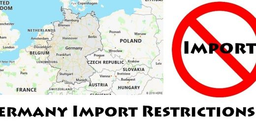 Germany Import Regulations