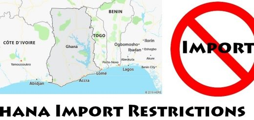 Ghana Import Regulations