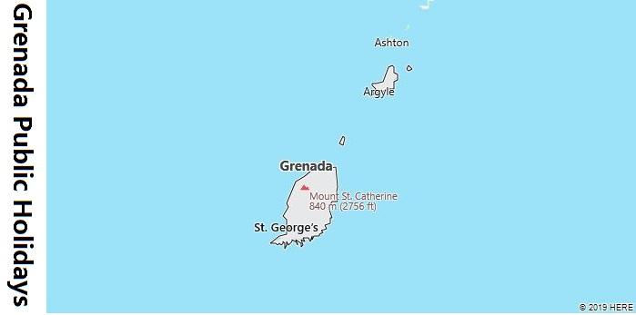 Grenada Public Holidays