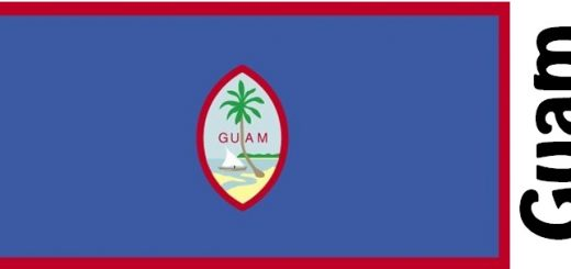 Guam Country Flag