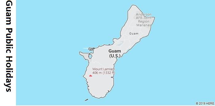 Guam Public Holidays