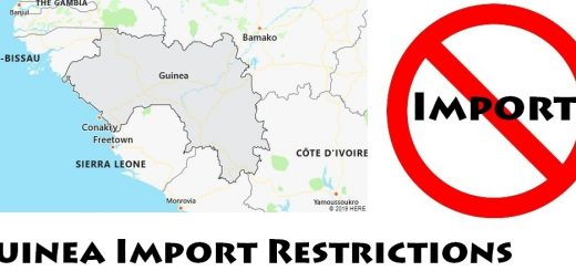 Guinea Import Regulations