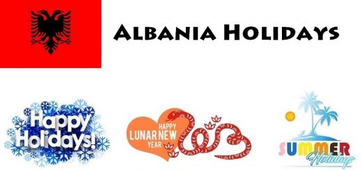 Holidays in Albania