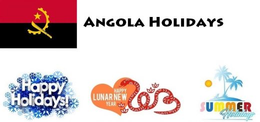 Holidays in Angola