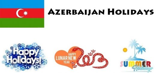 Holidays in Azerbaijan