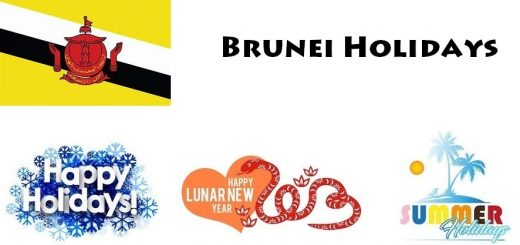 Holidays in Brunei