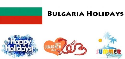Holidays in Bulgaria