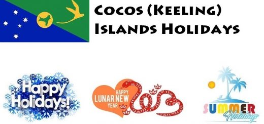 Holidays in Cocos Islands