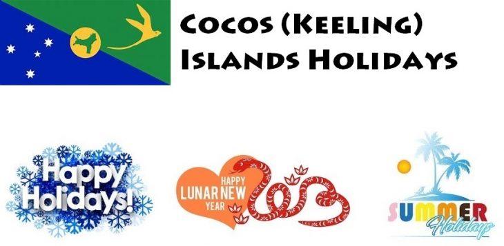 Holidays in Cocos Islands