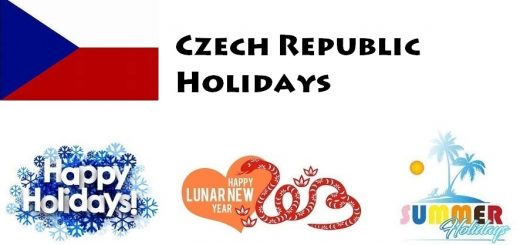Holidays in Czech Republic
