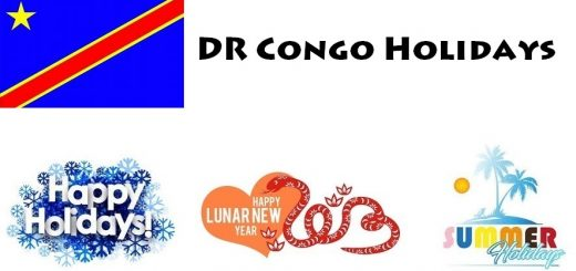 Holidays in DR Congo