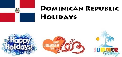 Holidays in Dominican Republic