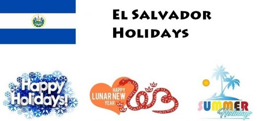 Holidays in El Salvador