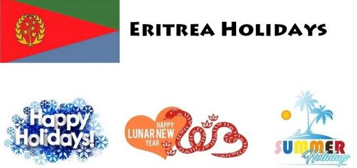 Holidays in Eritrea