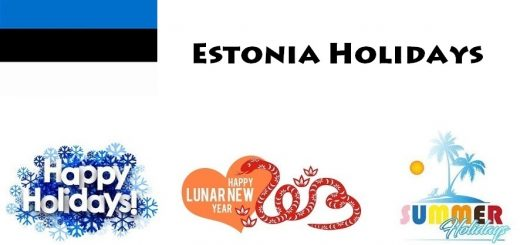 Holidays in Estonia