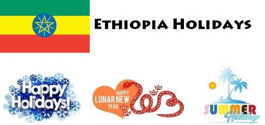 Holidays in Ethiopia