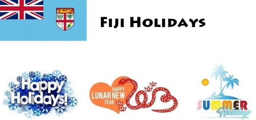 Holidays in Fiji