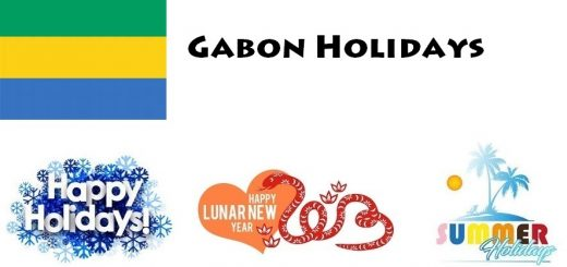 Holidays in Gabon