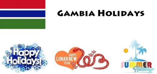 Holidays in Gambia