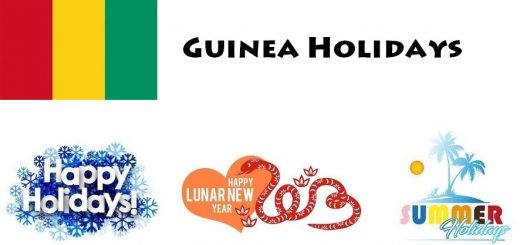 Holidays in Guinea