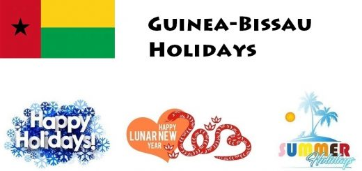 Holidays in Guinea-Bissau