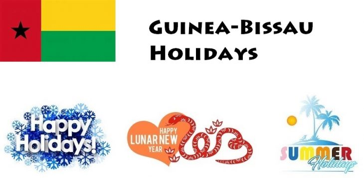 Holidays in Guinea-Bissau