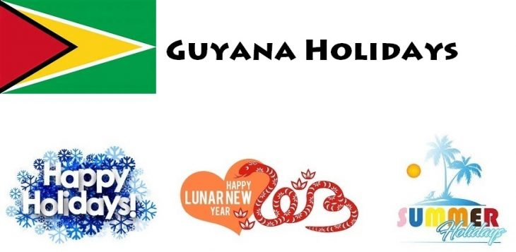 Holidays in Guyana