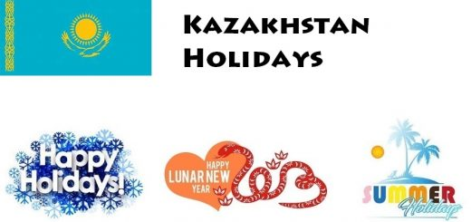 Holidays in Kazakhstan
