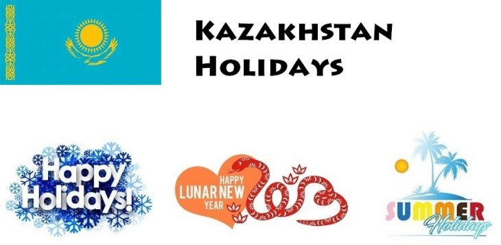 Holidays in Kazakhstan