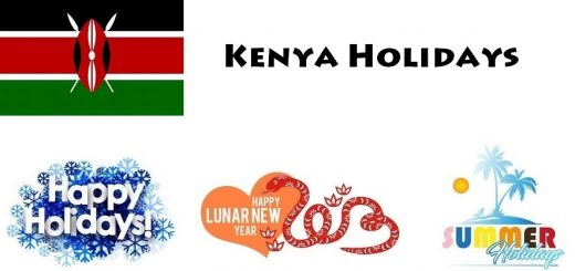 Holidays in Kenya