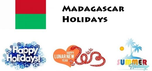 Holidays in Madagascar