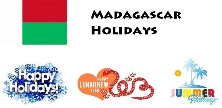 Holidays in Madagascar