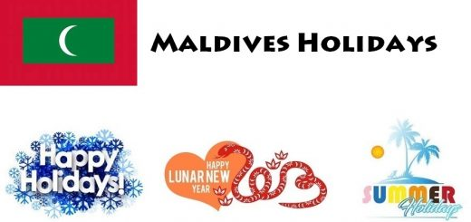 Holidays in Maldives