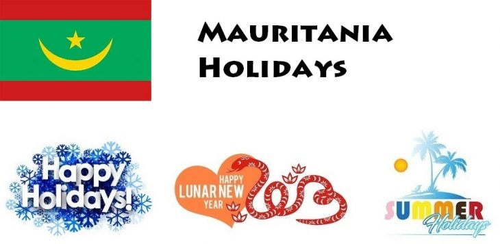 Holidays in Mauritania