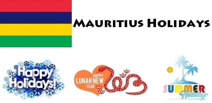 Holidays in Mauritius