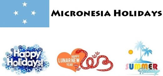 Holidays in Micronesia