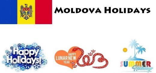 Holidays in Moldova