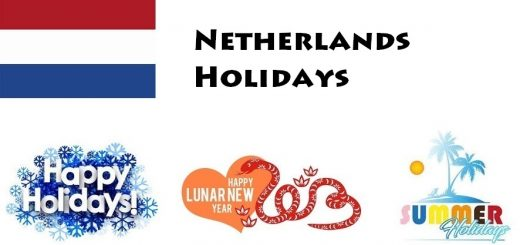 Holidays in Netherlands