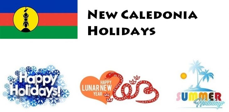 Holidays in New Caledonia