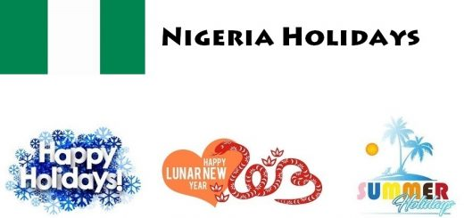 Holidays in Nigeria