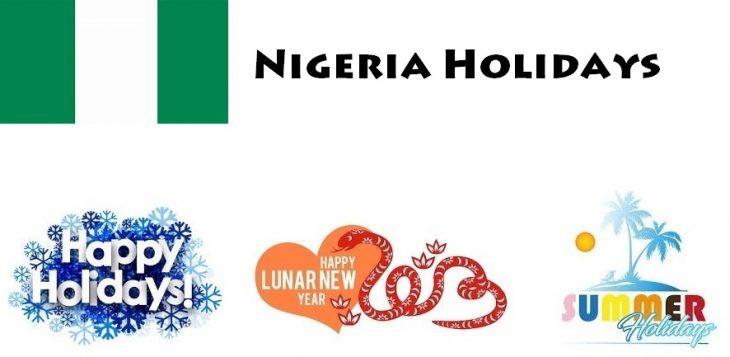 Holidays in Nigeria