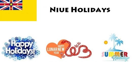 Holidays in Niue