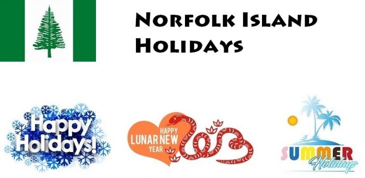 Holidays in Norfolk Island