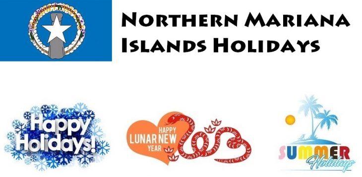 Holidays in Northern Mariana Islands