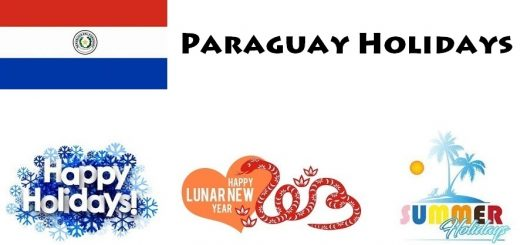 Holidays in Paraguay