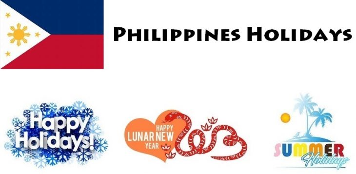 Holidays in Philippines